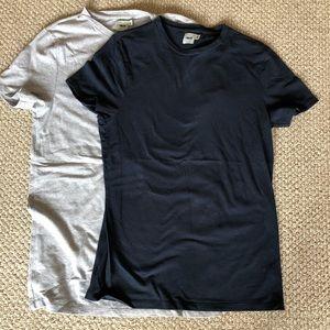 ASOS muscle tshirts